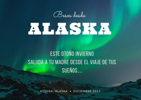 postal Alaska imagen