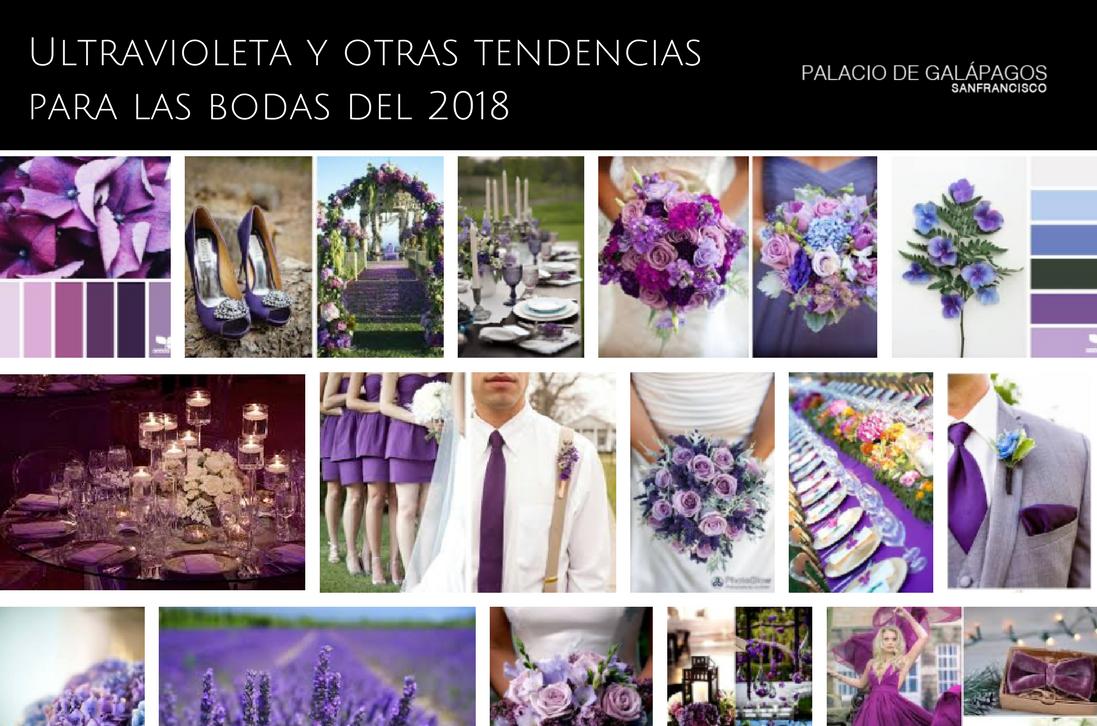 tendencias bodas 2018 palacio galapagos