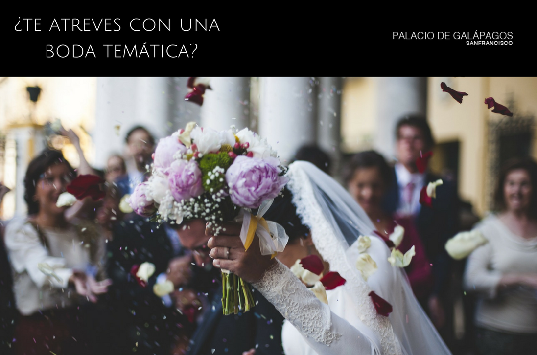 bodas temáticas ideas