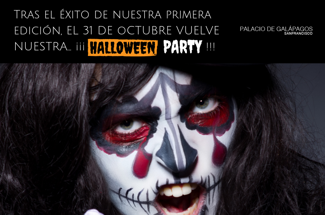 halloween party en guadalajara